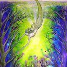 Mermaid's Garden by Linda Callaghan