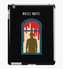 blood motel iPad Case/Skin