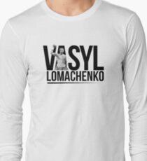 Vasyl Lomachenko Long Sleeve T-Shirt