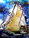 Heaven's Stairway by Linda Callaghan