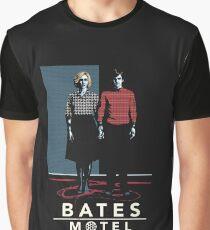 bates couple motel Graphic T-Shirt