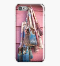 Vibrant Paintbrushes  iPhone Case/Skin