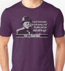 Churchill - Ugly T-Shirt