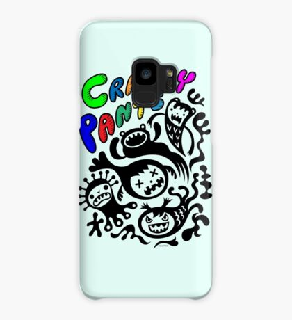 Cranky Pants   Case/Skin for Samsung Galaxy