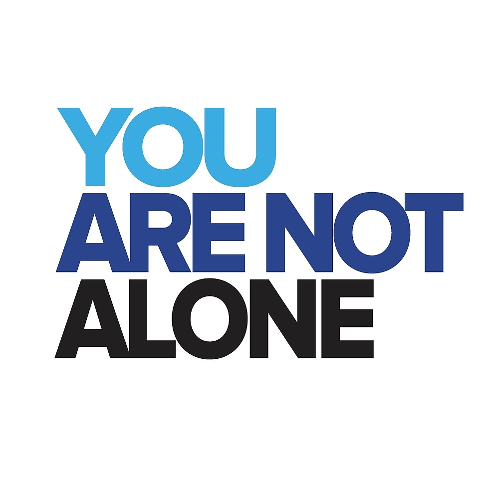 You Are Not Alone - Dear Evan Hansen by theemibee