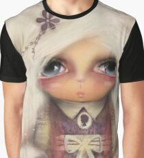 cameo girl and owl companion Graphic T-Shirt
