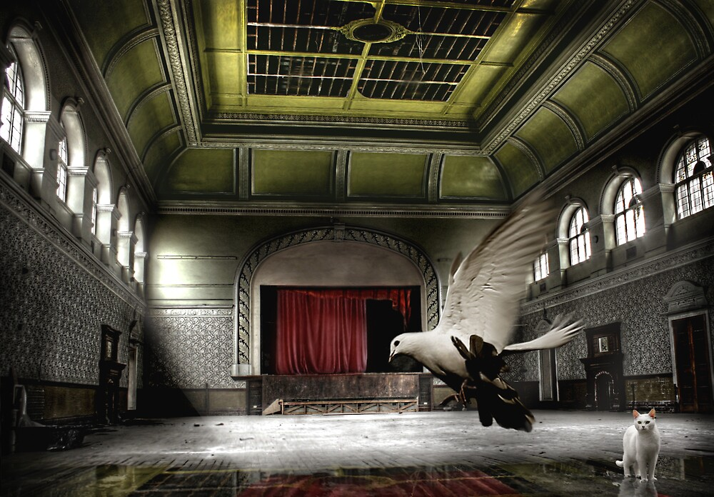Setting The Stage by Cliff Vestergaard
