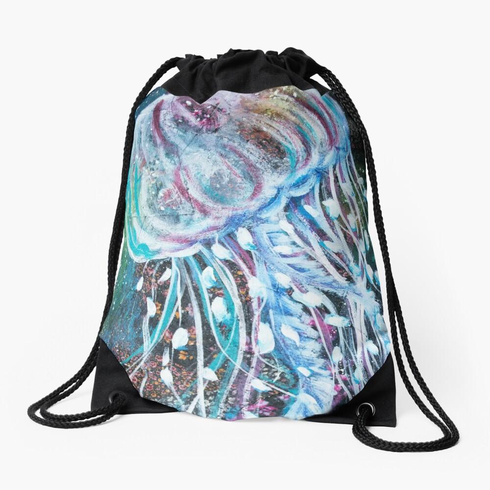 Espacio Medusas florales Mochila saco