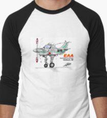 Experimental Aircraft Asso. Men's Baseball ¾ T-Shirt