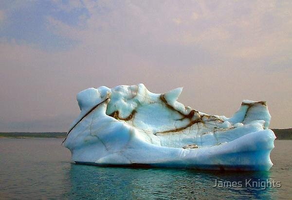 Iceberg by James Knights