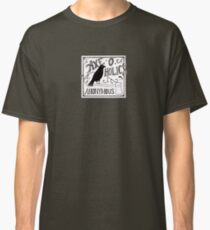 Axe-O-Holics Anonymous Black Raven  Classic T-Shirt