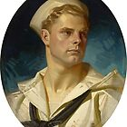 LEYENDECKER Sailor  by planete-livres