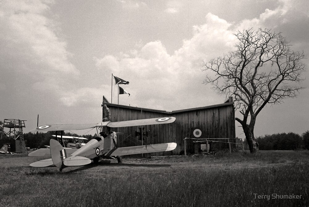 The Aerodrome by Terry Shumaker