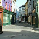 Crossing the road, Kinsale by Alice McMahon