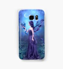 Iridescent Fairy & Dragon Samsung Galaxy Case/Skin