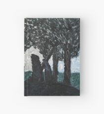 Through the Stones Hardcover Journal