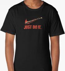Just Do It Long T-Shirt
