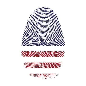 My American Fingerprint by FreeFolk