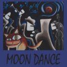 Moon Dance T-Shirt by Midori Furze
