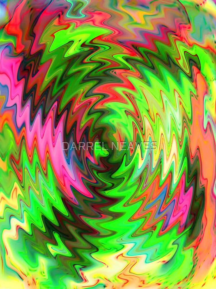 major eye scream by DARREL NEAVES