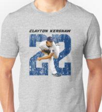 CLAYTON KERSHAW - LA Dodgers T-Shirt