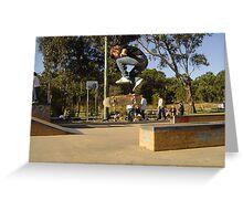 Daniel - Kickflip Greeting Card