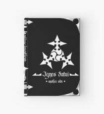 Cuaderno de tapa dura Ignes Fatui - Another Side - KH2 Book Design