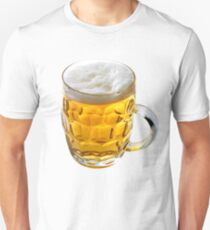Beer, A Pint of Beer Unisex T-Shirt