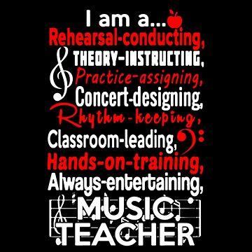 Music Teacher by gasgasna