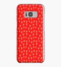 Strawberry Samsung Galaxy Case/Skin