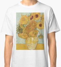 Sonnenblumen Van Gogh Classic T-Shirt