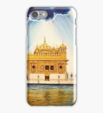 Golden Temple in Punjab, India iPhone Case/Skin