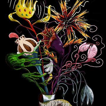 A bouquet of deadly sins by ivrona