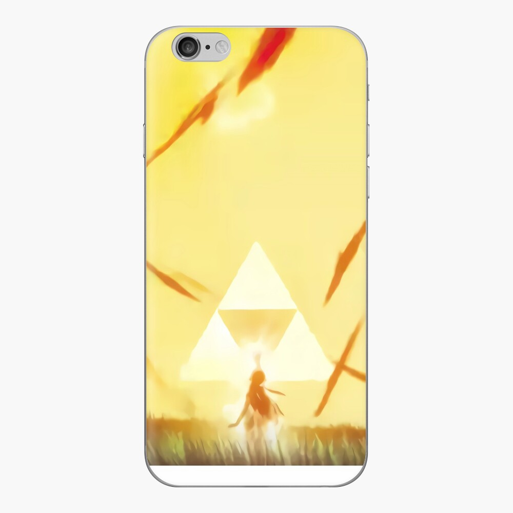 Breath of the Wild: Princess Zelda Phone Case iPhone Skin