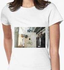 candy factory 3 Womens Fitted T-Shirt