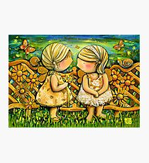 One Spring Day Photographic Print