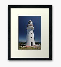 Cape Otway lighthouse Framed Print