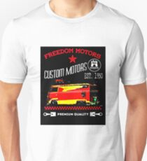 Vw Custom Motors Unisex T-Shirt