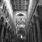 Inside the Cathedral by Gino Iori