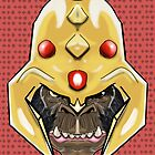 Gorilla Grodd  by GameGeekzDesign