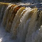 Waterfall colours by Bluesrose
