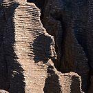 Punakaiki Pancake Rocks .2 by Alex Preiss