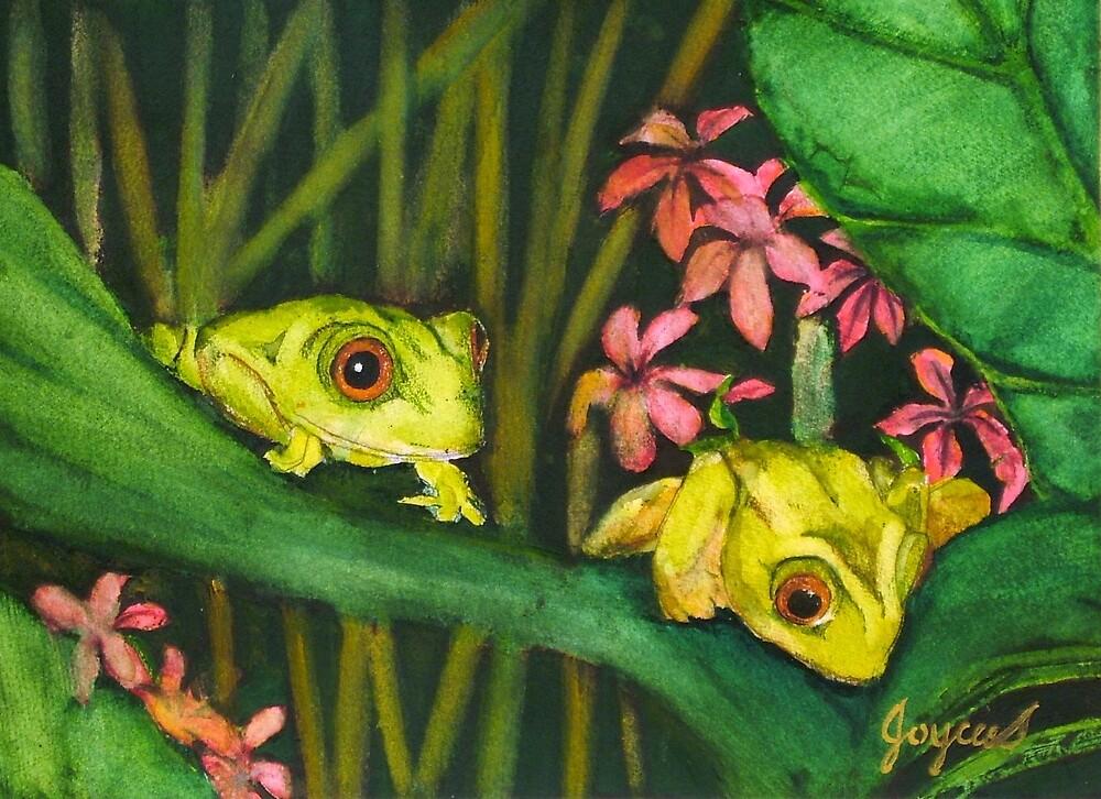 FRIENDS by Joyce Sivapatham