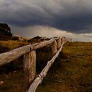 Storm clouds by Jenna