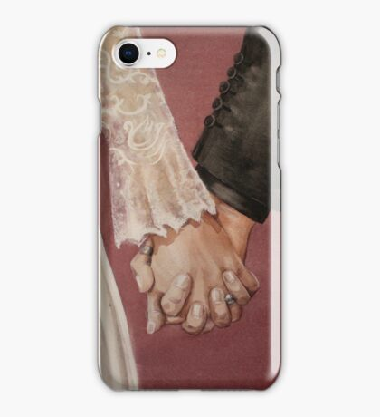 Take My Hand, Love? iPhone Case/Skin