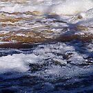 Waterfall foam by Bluesrose