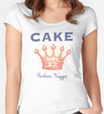 cake Women's Fitted Scoop T-Shirt