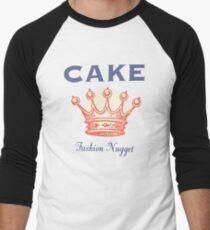 cake Men's Baseball ¾ T-Shirt