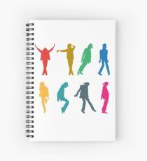 Michael Jackson #3 Spiral Notebook