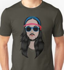 long haired aoki T-Shirt